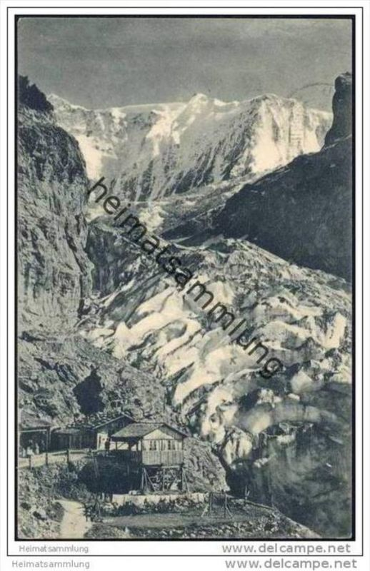 Grindelwald - Unterer Gletscher