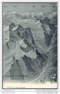 Ferrovia del Gottardo - Lato del Sud ca. 1910