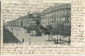 Mainz - Kaiser-Wilhelm-Ring - Verlag Ludwig Feist Mainz