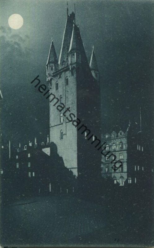 Mainz - Holzturm - Verlag Knackstedt & Näther Hamburg