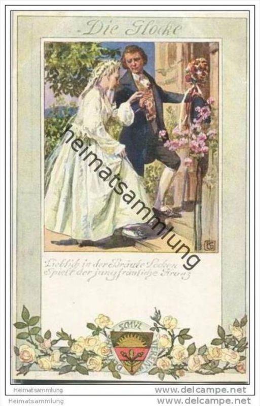 Lied von der Glocke - Karl Friedrich Gsur - Deutscher Schulverein