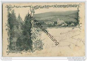 Neureichenau - Der Central-Ausschuss des Wald-Vereins