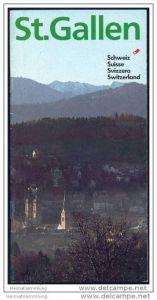 St Gallen - 24 Seiten mit über 50 Abbildungen