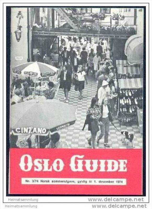 Oslo Guide - Norsk sommerutgave 1974