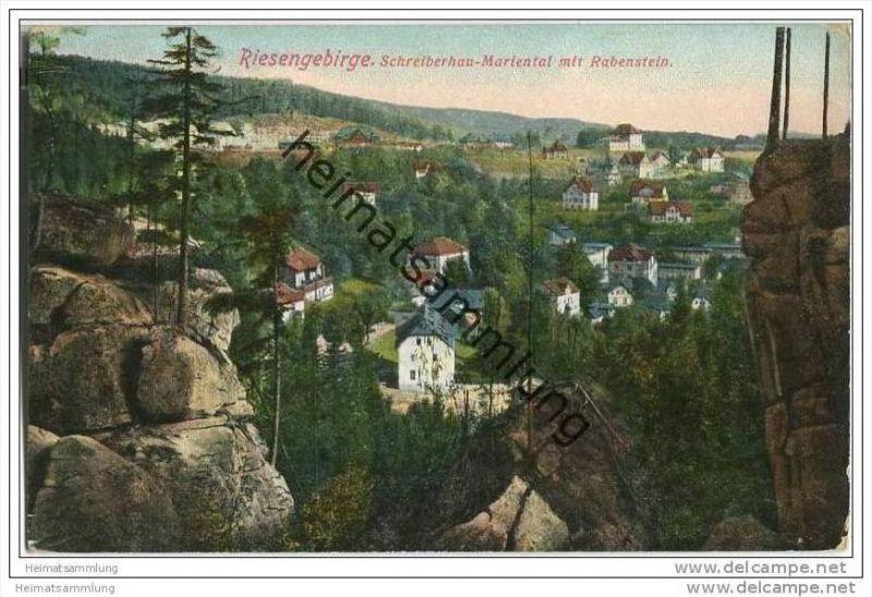 Schreiberhau-Mariental - mit Rabenstein 0
