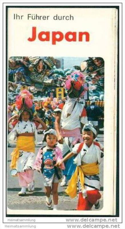 Japan 1974 - 30 Seiten mit 16 Abbildungen 0