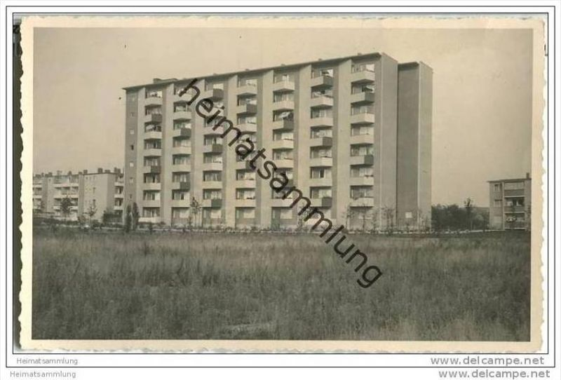 12359 Berlin-Britz - Gutschmidtstr. 7 - DEGEWO erbaut 1958 - Foto-AK (G23855) * 0
