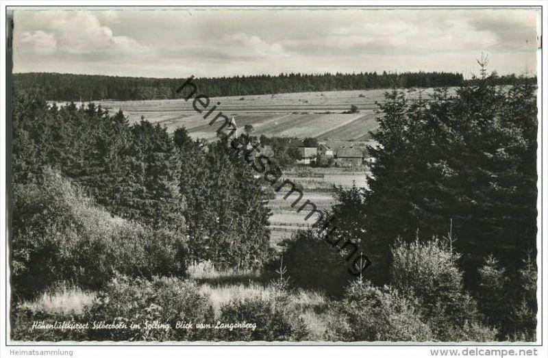 Silberbach im Solling - Foto-AK 0