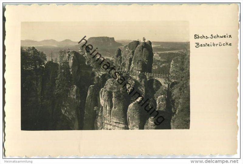 Basteibrücke - Handabzug 0
