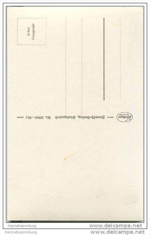 Gotha - Orangerie - Teeschlösschen - Foto-AK 1