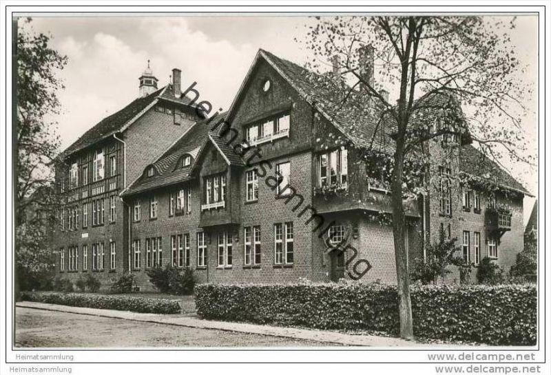 Berlin-Spandau - Ev. Johannesstift - Bodelschwingh-Haus - Foto-AK