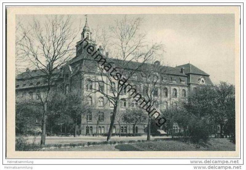 Berlin- Dahlem - Freie Universität - AK ca. 1950