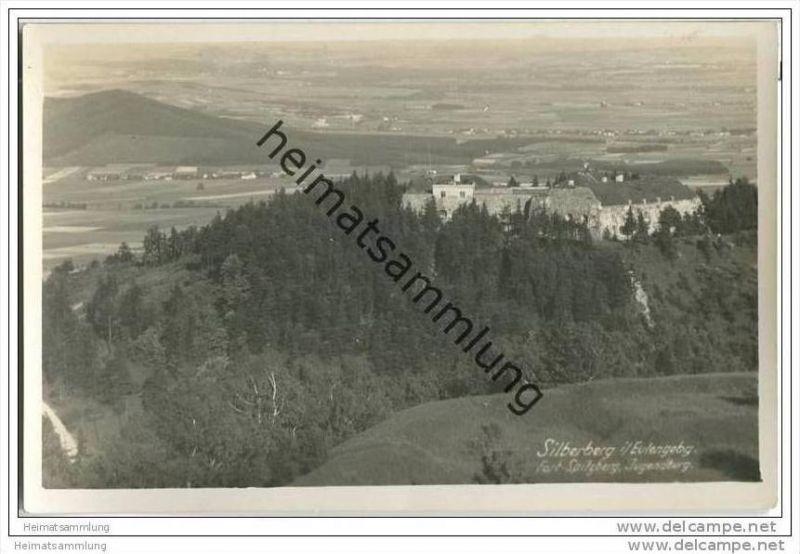 Fort Spitzberg - Silberberg im Eulengebirge - Foto-AK 30er Jahre 0
