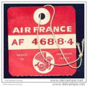 Baggage strap tag - Air France
