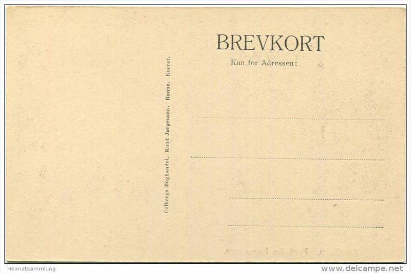 Bornholm - Parti fra Hammerso - Verlag Knud Jorgensen Ronne ca. 1914 1