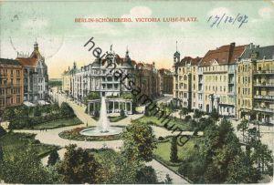 Berlin-Schöneberg - Victoria-Luise-Platz