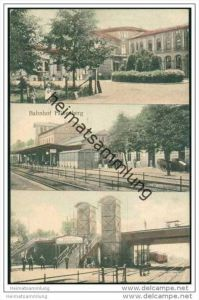 Falkenberg Elster - Bahnhof