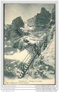 Grindelwald - Bäregg - die Leitern