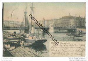 Stettin - Hansabrücke