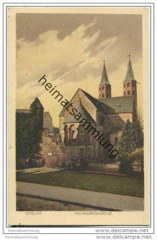 Goslar - Neuwerkskirche