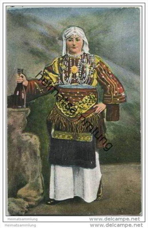 Tracht aus Smilevo - Bitolsk