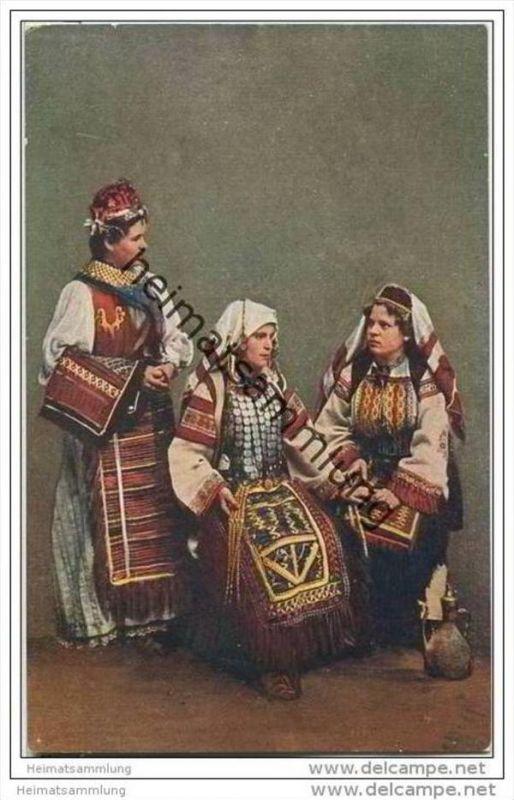 Bosnien-Herzegowina - Bosne i Hercegovine - Tracht
