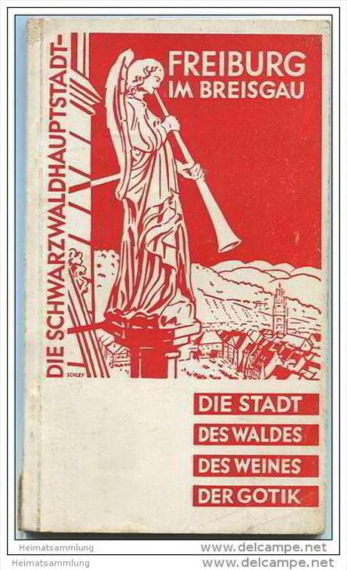 Freiburg 1932 - 52 Seiten mit 24 Abbildungen