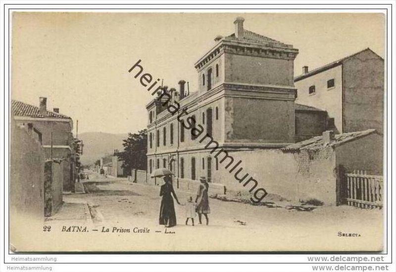 Batna - La Prison Civile