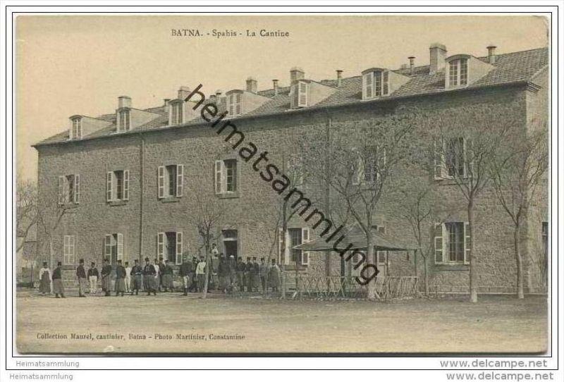 Batna - Saphis - La Cantine