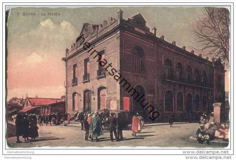 Batna - Le Theatre