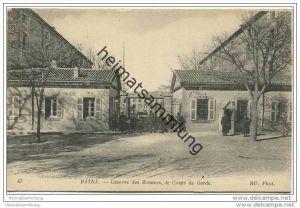 Batna - Caserne des Zouaves - Le Corps de Garde