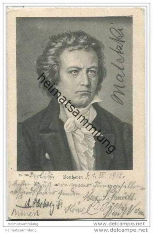 Ludwig van Beethoven - deutscher Komponist