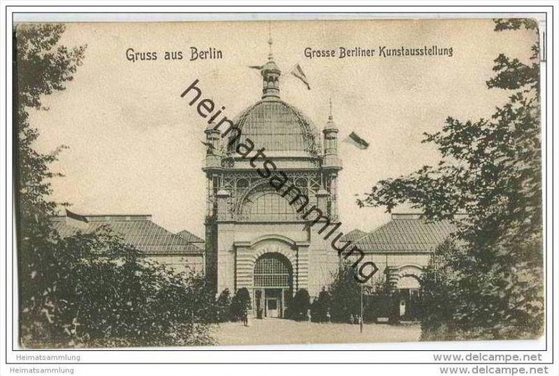 Berlin - Grosse Kunstausstellung