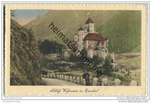 Schloss Welfenstein - Eisacktal - AK ca. 1910