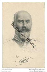 König Wilhelm II. von Württemberg - Stengel-Karte Nr. 49163