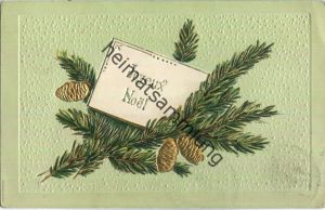 Joyeux Noel - Prägedruck
