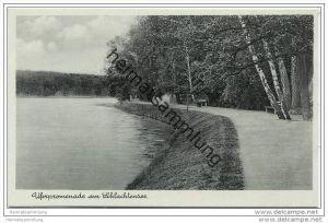 Berlin-Zehlendorf - Schlachtensee - Uferpromenade ca. 1935