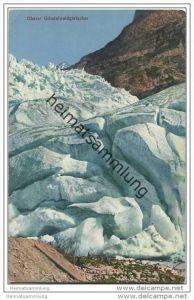 Grindelwald - Oberer Grindelwald Gletscher ca. 1920