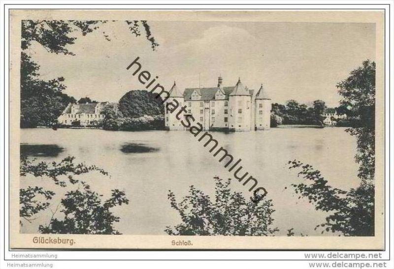Glücksburg - Schloss