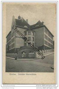 Lutherstadt Eisleben - Städtische Oberrealschule