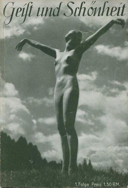 Geist und Schönheit 1939 von Wilm Burghardt - 1. Folge 48 Seiten mit 16 Abbildungen