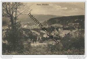 Hann.-Münden - Panorama