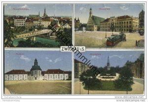 Zwickau - Strassenbahn