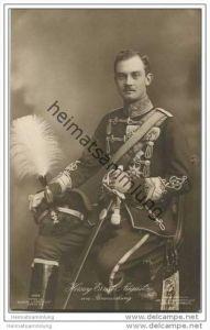Herzog Ernst August von Braunschweig
