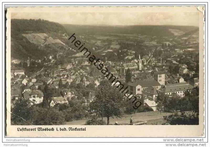 Mosbach - Gesamtansicht