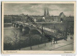 Frankfurt/Oder - Oderbrücke