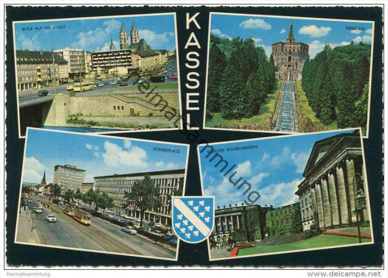 Kassel - AK Grossformat 60er Jahre - Verlag Krüger 60er Jahre