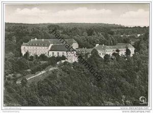 Rödelsee - Schloss Schwanberg - Pfadfinderinnen-Dienst - Foto-AK Grossformat