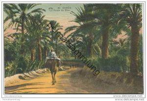 Gabes - La Route de Sfax