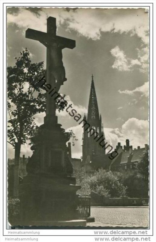 Freiburg - Münster - Unterlinden Kreuz